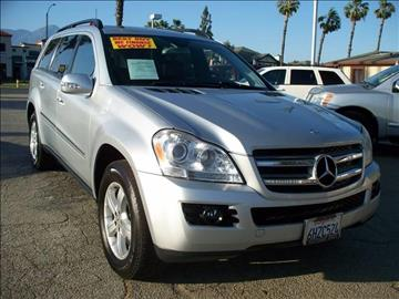 2007 Mercedes-Benz GL-Class for sale in Ontario, CA