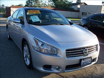 2010 Nissan Maxima for sale in Ontario, CA