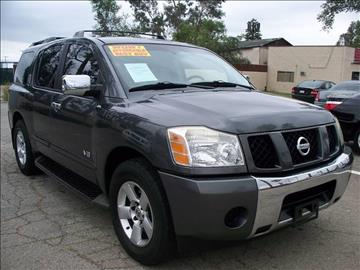 2007 Nissan Armada for sale in Ontario, CA