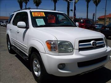 2005 Toyota Sequoia for sale in Ontario, CA
