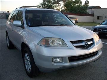 2004 Acura MDX for sale in Ontario, CA