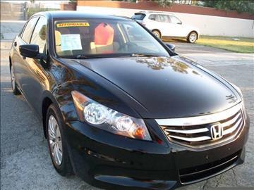 2011 Honda Accord for sale in Ontario, CA