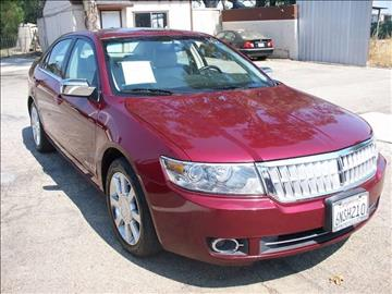 2007 Lincoln MKZ for sale in Ontario, CA