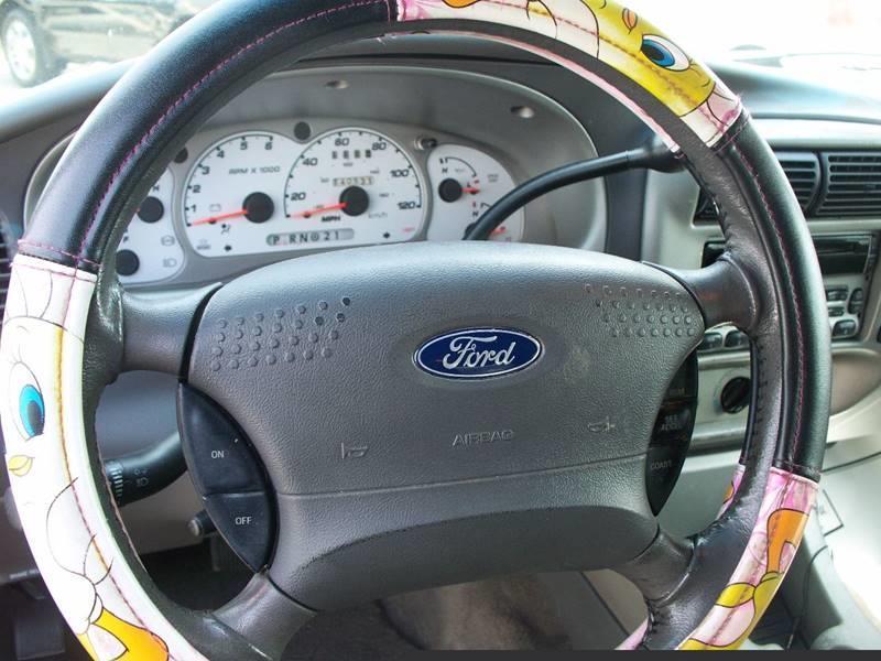 2002 Ford Explorer Sport 2WD 2dr SUV - Ontario CA