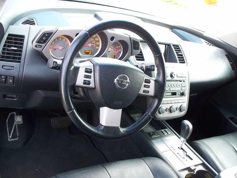 2007 Nissan Murano SL 4dr SUV - Ontario CA