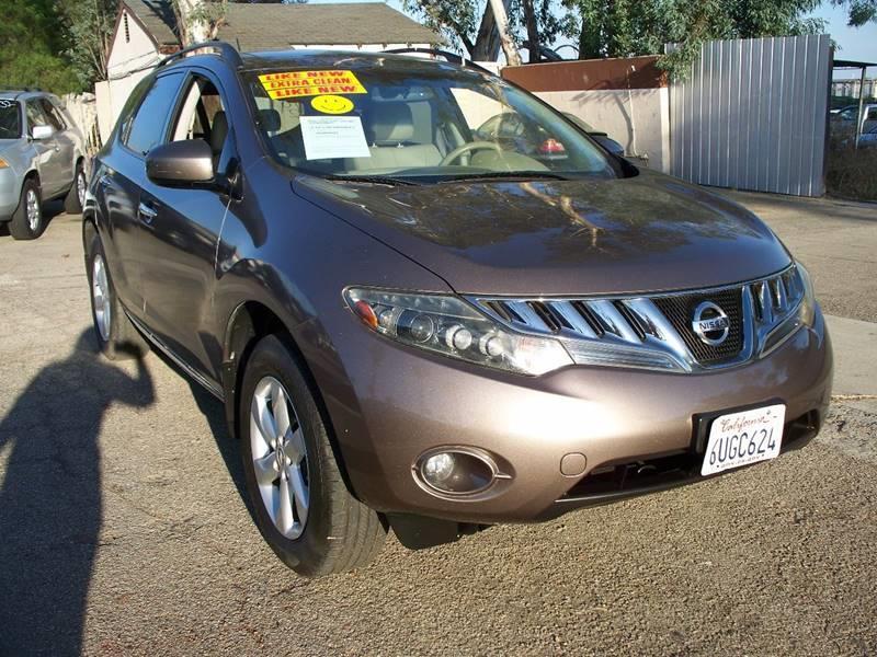 2009 Nissan Murano SL 4dr SUV - Ontario CA