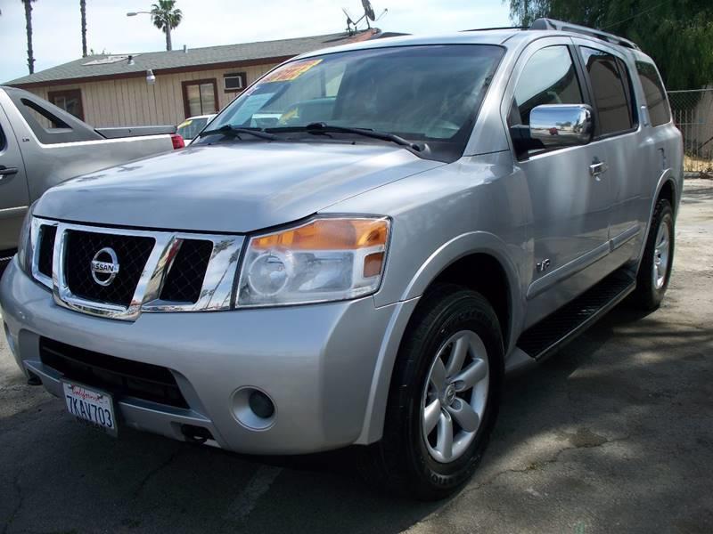 2008 Nissan Armada 4x4 SE 4dr SUV - Ontario CA
