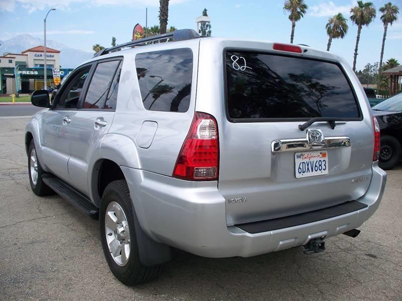 2008 Toyota 4Runner 4x2 SR5 4dr SUV (4.0L V6) - Ontario CA