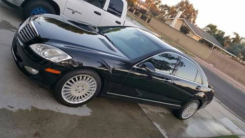 2007 Mercedes-Benz S-Class for sale in Ontario, CA