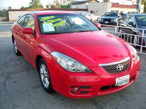 2007 Toyota Camry Solara for sale in Ontario, CA