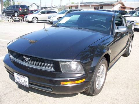 2005 Ford Mustang for sale in Ontario, CA