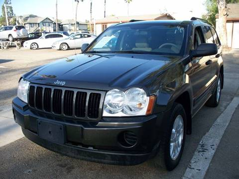 2006 Jeep Grand Cherokee for sale in Ontario, CA