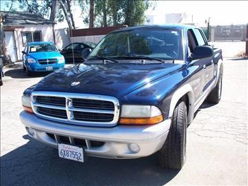 2002 Dodge Dakota for sale in Ontario, CA