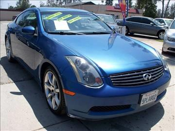 2005 Infiniti G35 for sale in Ontario, CA