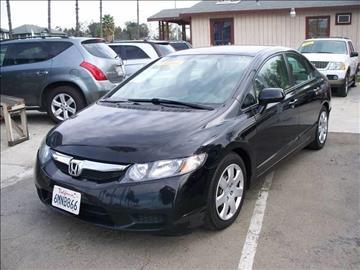2010 Honda Civic for sale in Ontario, CA