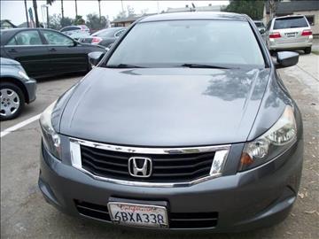 2008 Honda Accord for sale in Ontario, CA
