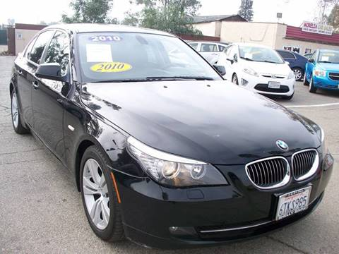 2010 BMW 5 Series for sale in Ontario, CA