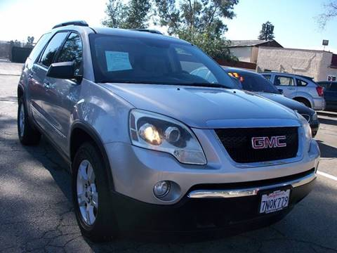 2008 GMC Acadia for sale in Ontario, CA