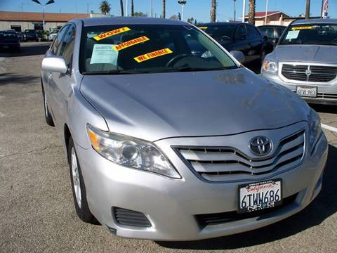 2011 Toyota Camry for sale in Ontario, CA