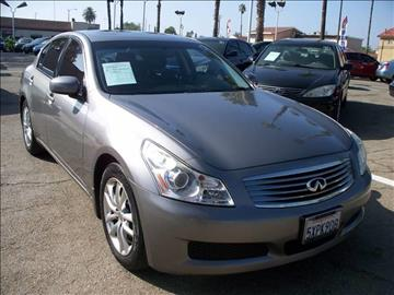 2007 Infiniti G35 for sale in Ontario, CA