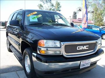 2005 GMC Yukon for sale in Ontario, CA