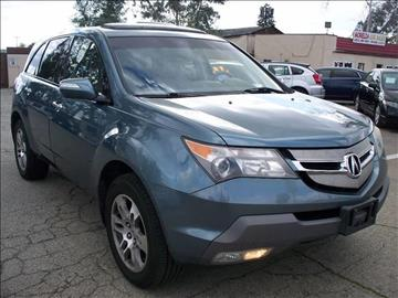 2007 Acura MDX for sale in Ontario, CA