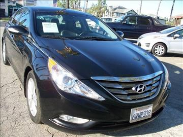 2012 Hyundai Sonata for sale in Ontario, CA