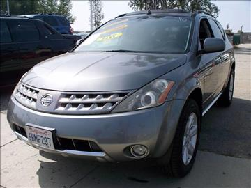 2007 Nissan Murano for sale in Ontario, CA