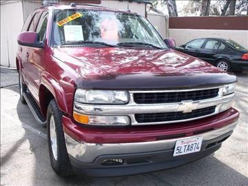 2005 Chevrolet Tahoe for sale in Ontario, CA