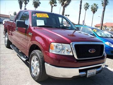 2006 Ford F-150 for sale in Ontario, CA