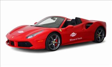 2016 Ferrari 488 Spider for sale in Seattle, WA