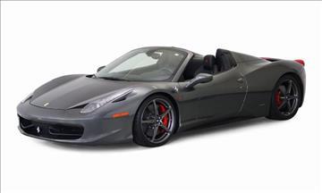 2014 Ferrari 458 Spider for sale in Seattle, WA