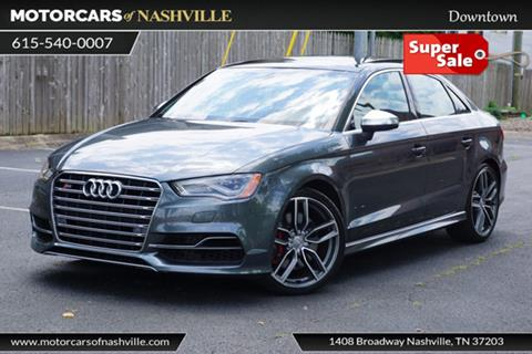 2015 Audi S3 for sale in Nashville, TN