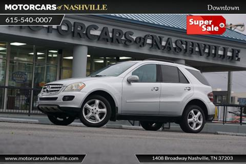 2008 Mercedes-Benz M-Class for sale in Nashville, TN