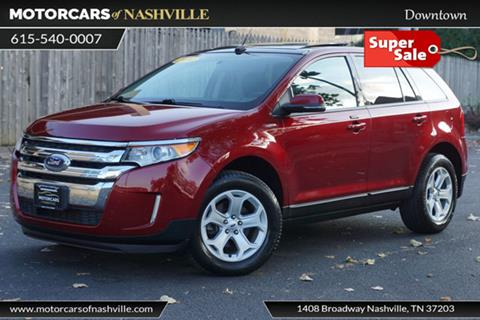 2014 ford edge for sale in tennessee for Ford motor credit franklin tn