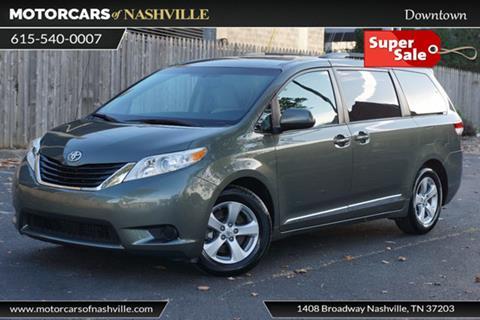 2014 Toyota Sienna for sale in Nashville, TN