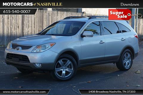 2008 Hyundai Veracruz for sale in Nashville, TN