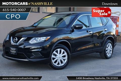2015 Nissan Rogue for sale in Nashville, TN