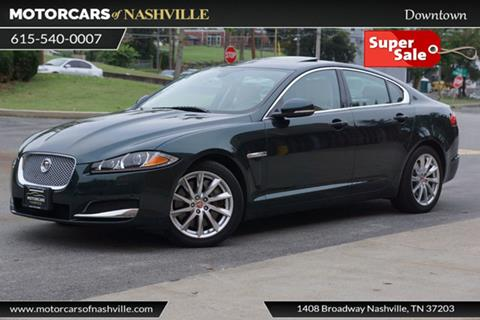 2015 Jaguar XF for sale in Nashville, TN