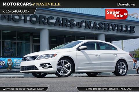 2015 Volkswagen CC for sale in Nashville, TN