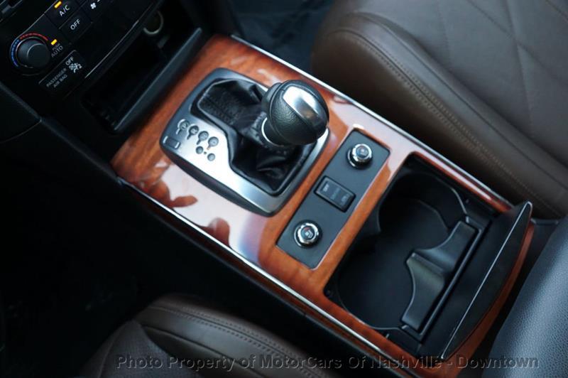 2016 Infiniti QX70 AWD 4dr SUV - Nashville TN