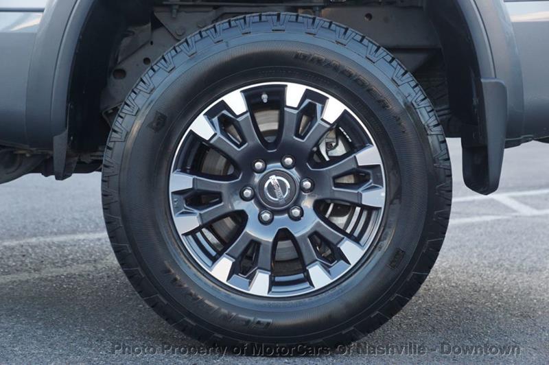 2018 Nissan Titan XD 4x4 Diesel Crew Cab PRO-4X 5.0L Cummins Engine - Nashville TN