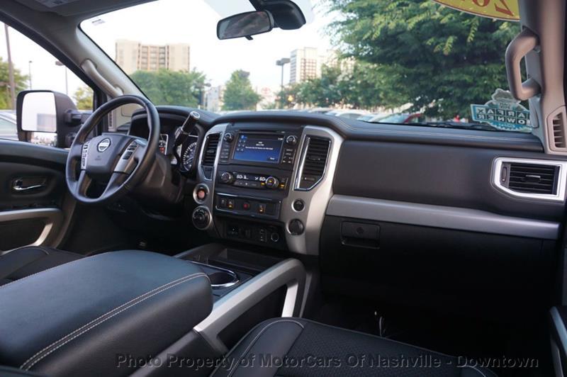 2018 Nissan Titan 4x4 Crew Cab PRO-4X - Nashville TN