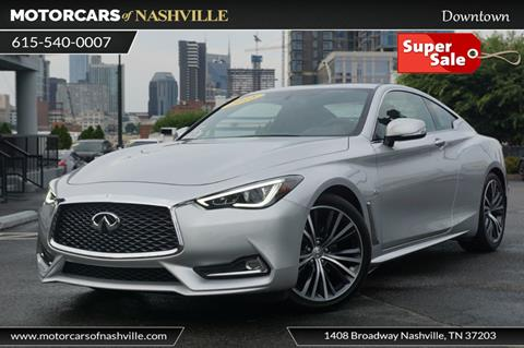 2018 Infiniti Q60 for sale in Nashville, TN