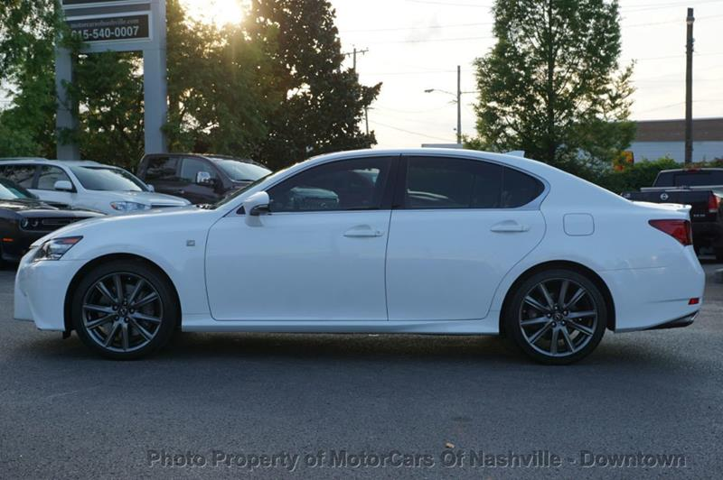 2015 Lexus GS 350 Crafted Line 4dr Sedan - Nashville TN