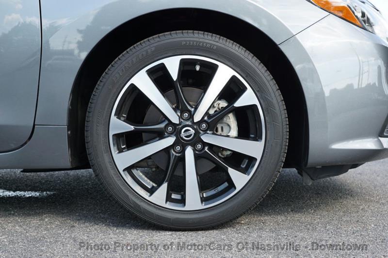 2018 Nissan Altima 2.5 SR Sedan - Nashville TN