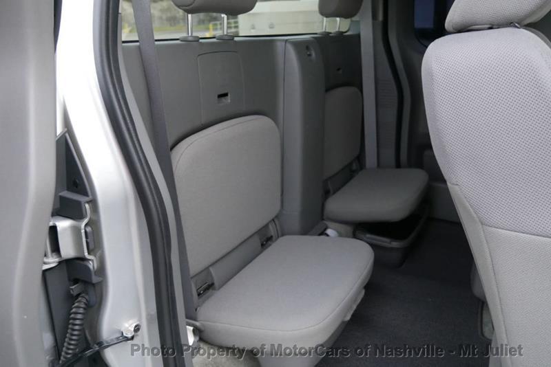 2017 Nissan Frontier King Cab 4x2 S Automatic - Nashville TN