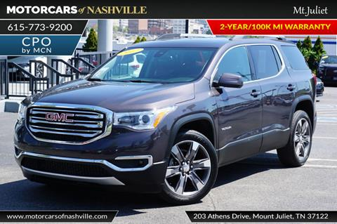 2017 GMC Acadia for sale in Nashville, TN