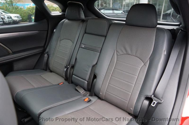 2019 Lexus RX 350 RX 350 F SPORT AWD - Nashville TN