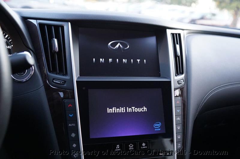 2019 Infiniti Q50 3.0t LUXE RWD - Nashville TN